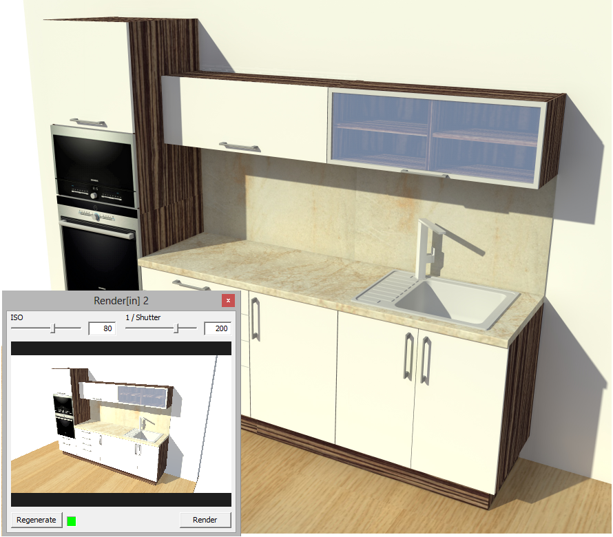 Reálná vizualizace pomocí pluginu Render[in]