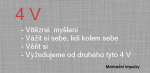[citát] … 4 V …