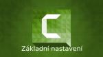 Camtasia Studio – základní nastavení pro nahrávání obrazovky a také kurzoru