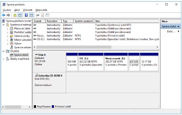 vytvoreni_oddilu_windows10_9