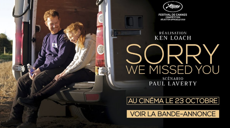 FILM: Sorry We Missed You (Great Britain, France, drama) 2019 – online