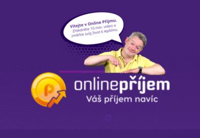 Online Příjem – váš příjem navíc z pohodlí domova bez investic