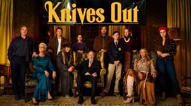 FILM: Knives Out (USA, comedy, crime) 2019 – online