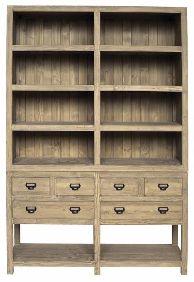 Kredenc D773 můžete mít zvolitelného dřeva včetněpatiny, 150 x 45 x 230cm, cena 28990Kč, www.anglickasezona.cz