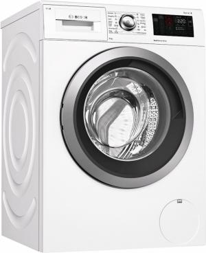 Pračka z řady Série 6 (Bosch), třída A+++, úsporný program Eco, automatický dávkovač pracího prostředku, cena 17 990 Kč, www.bosch-home.cz