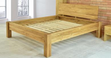 Jak vybrat postel z masivu (rady a tipy)