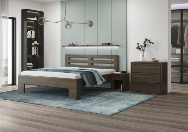Jak vybrat postel z masivu - zdravotní nezávadnost