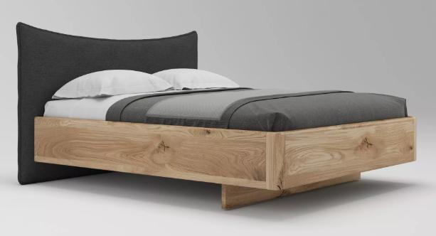 Jak vybrat postel z masivu - tvrdost dřeva