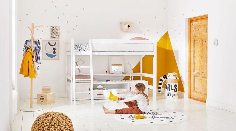 BYDLENÍ | Lagom v dětském pokoji (v rovnováze)