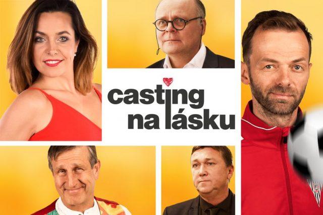 plakát filmu casting na lásku