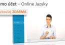 [Demo účet] angličtina online zdarma – Online Jazyky