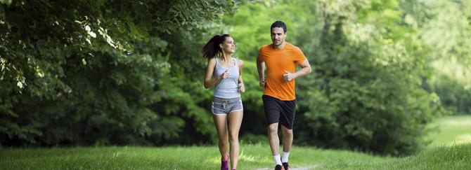 Pravidelným pohybem si udržujeme svoji kondici, váhu a dobrý imunitní systém