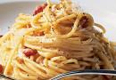 Jak si uvařit špagety carbonara – rychlý recept