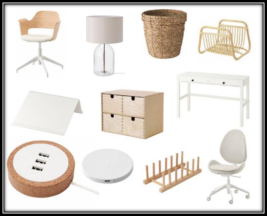Vybavení vaší domácí kanceláře