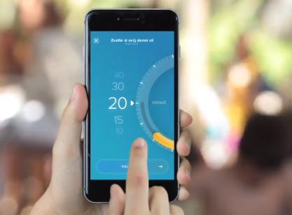 Pokročilá mobilní aplikace pro rychlé učení angličtiny