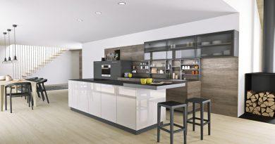 BYDLENÍ | Plánujeme kuchyni podle osvědčených zásad