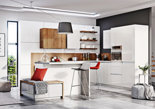 Plánujeme kuchyni podle určitých ergonomických zásad.