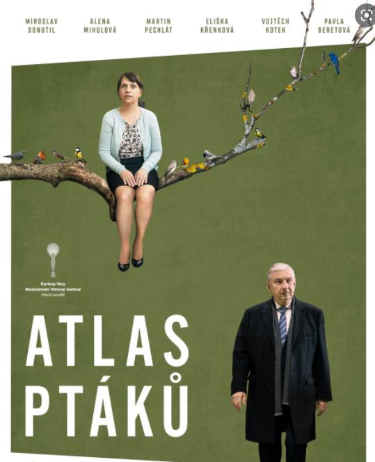 Plakát filmu Atlas ptáků 2021 – online