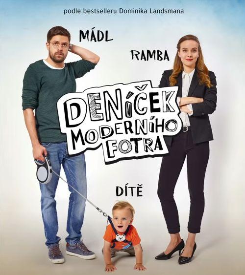 Plakát filmu: Deníček moderního fotra