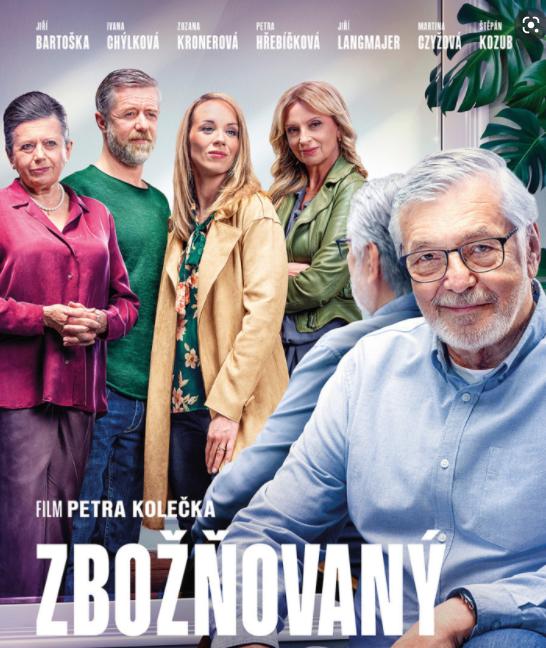 Film Zbožňovaný 2021 online - plakát filmu