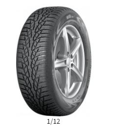 pneumatika Nokian WR D4 recenze