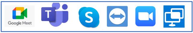 Aplikace pro online komunikaci na internetu pro naše schůzky