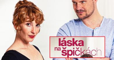FILM: Láska na špičkách (CZ, komedie) 2021 – online