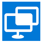 Ikona programu rychlý pomocník v programu Windows 10